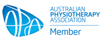 Australian Pysiotherapy Association - Member